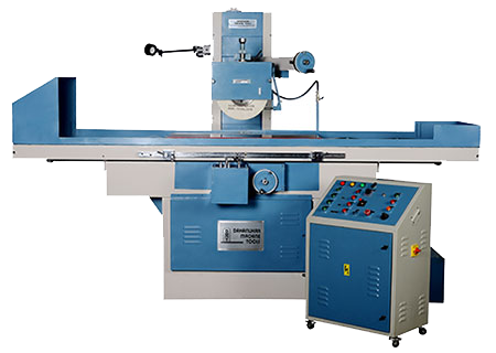 Hydraulic Operated Precision Surface Grinders