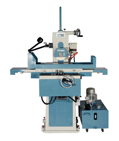 Hand Operated Surface with Hydraulic Table and Auto Cross